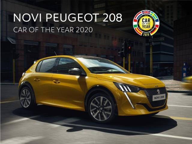 Novi 208 - car of the year
