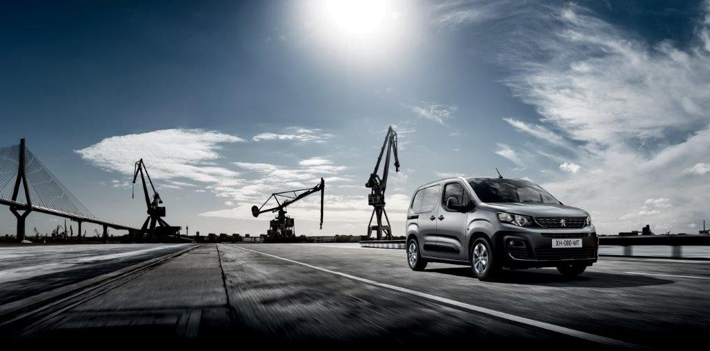 Peugeot partner - van of the year
