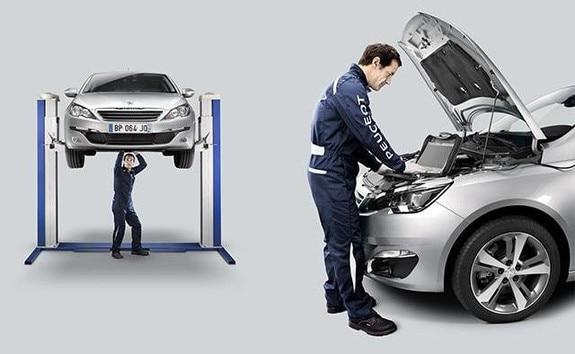 Peugeot servis