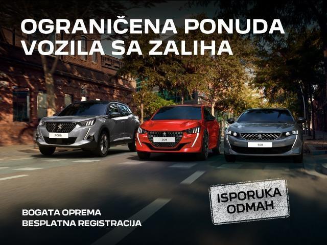 Peugeot vozila