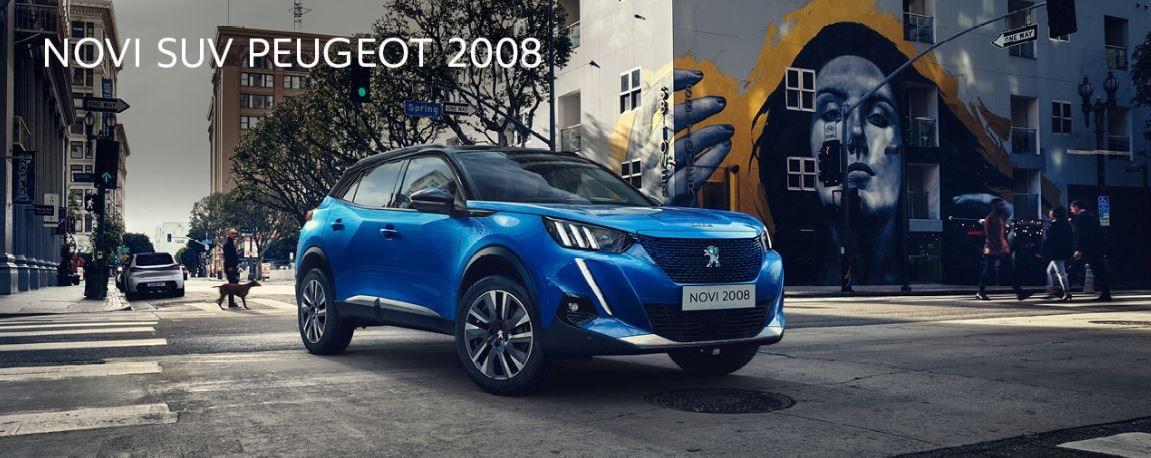 Novi SUV 2008