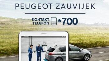 Peugeot Zauvijek