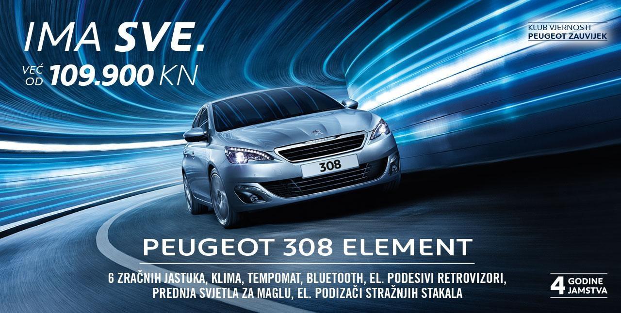 Peugeot 308 Element