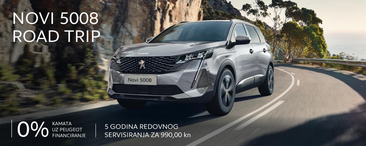 Posebna ponuda Peugeot 5008