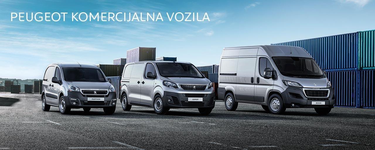Peugeot komercijalna vozila