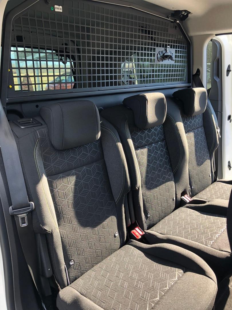 Peugeot Rifter Business unutrašnjost