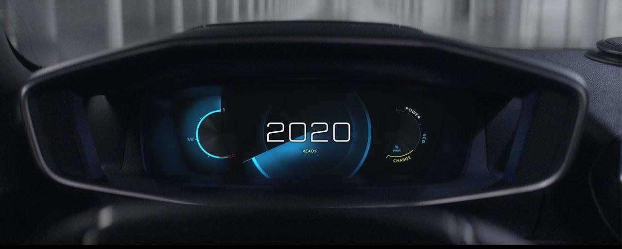 Peugeot 2020. godina